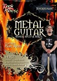 echange, troc Metal Guitar Modern Speed & Shred: Intermediate [Import anglais]