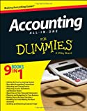 img - for Accounting All-in-One For Dummies book / textbook / text book