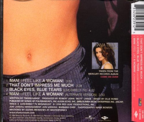 twain single women The list shania twain singles has been viewed 15 times.