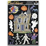 Beistle Haunted House Clings, 12-Inch...