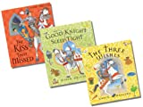 David Melling David Melling Collection, 3 Books, RRP £17.97 (The Kiss That Missed; Good Knight Sleep Tight; The Three Wishes)