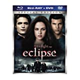 The Twilight Saga: Eclipse (Special Blu-ray/DVD Single-Disc Edition) ~ Kristen Stewart