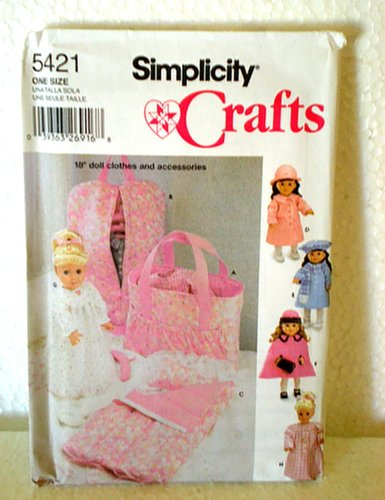 Simplicity Sewing Pattern 5421 18