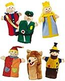 Roba - 9712 - Marionnette À Main - Marionettes à gaine en tissu et en peluche