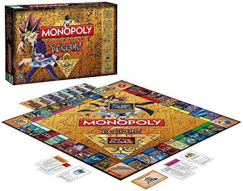 Monopoly Yu-Gi-Oh!