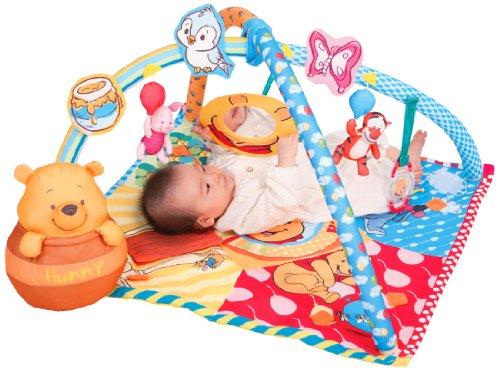 赤ちゃんが喜ぶおすすめのプレイジム7選♡いつから使うといいの?