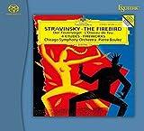 ストラヴィンスキー:バレエ「春の祭典」「火の鳥」(1910年全曲版)