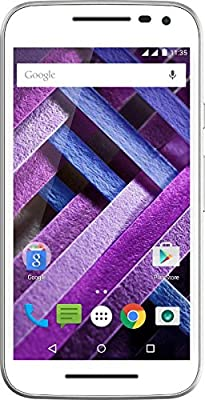 Moto G Turbo (White)
