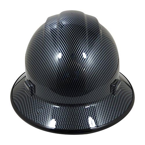 HardHatGear Custom Hydro Dipped VENTED Full Brim Hard Hat