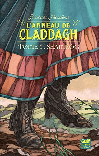 [L'] Anneau de Claddagh. 01, Seamrog