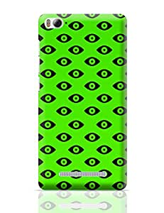 PosterGuy Quirky Eyes Pattern Graphic Illustration Xiaomi Mi 4i Cover