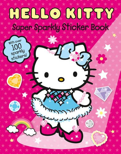 Hello Kitty - Hello Kitty Super Sparkly Sticker Book