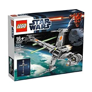 Star Wars - 10227 - Jeu de Construction - B-Wing Starfighter