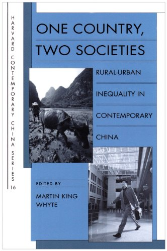 One Country, Two Societies: Rural-Urban Inequality in...