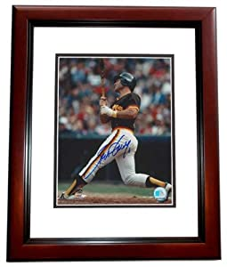 Steve Garvey Autographed Hand Signed San Diego Padres 8x10 Photo - MAHOGANY CUSTOM... by Real+Deal+Memorabilia