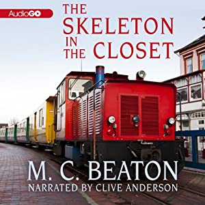 The Skeleton in the Closet | [M. C. Beaton]