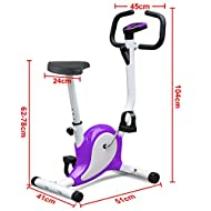 Top Beyondfashion Top Quality Safe Professional Exercise Bike Best choice Weight Lose -image