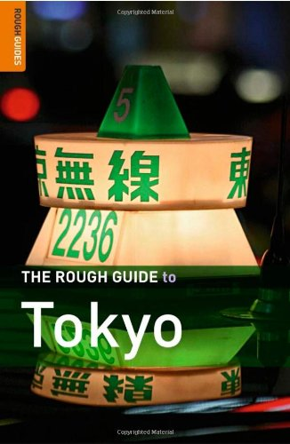 Rough Guide to Tokyo 4