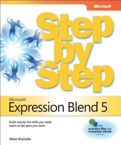 Microsoft Expression Blend 5 Step by Step: The premier design tool for XAML and HTML5 Metro style applications