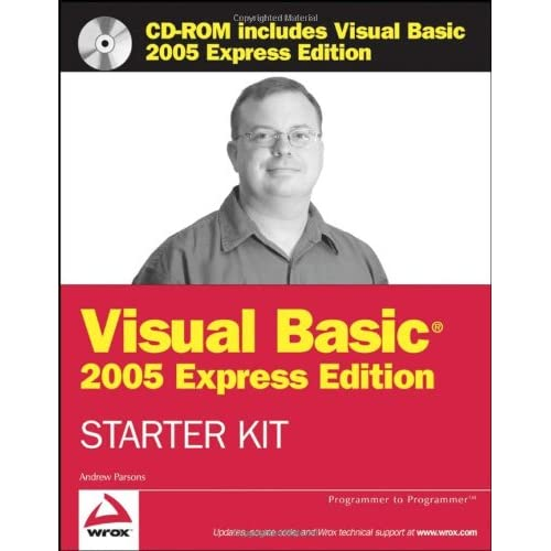 Visual Basic 2005 Express Edition Starter Kit