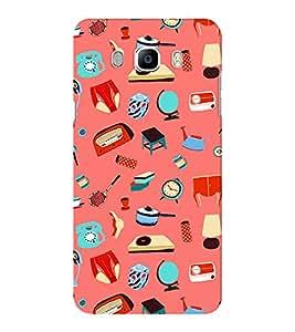 EPICCASE Household Mobile Back Case Cover For Samsung J5 2016 (Designer Case)