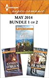 img - for Harlequin Superromance May 2014 - Bundle 1 of 2: The Secrets of Bell River\Home to Hope Mountain\Silver Linings book / textbook / text book