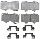 ACDelco 17D976C Professional Durastop Ceramic Front Disc Brake Pad Set