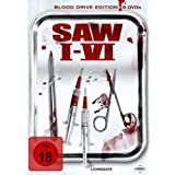 "Saw I-VI (Blood Drive Edition, 6 Discs)von ""Cary Elwes"""