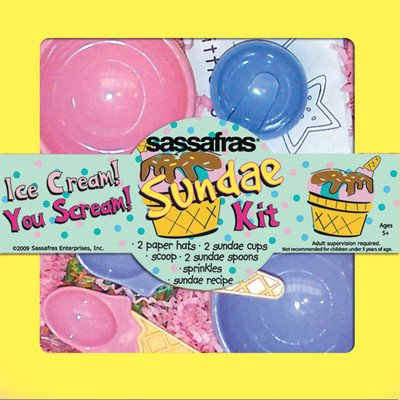 Sassafras Sundae Mini Tray Set