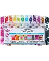 Tulip One-Step 12 Color Tie-Dye Kit Super Big