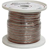 Pyramid RSW1250 12-Gauge 50-Foot Spool of High-Quality Speaker Zip Wire (Colors May Vary)