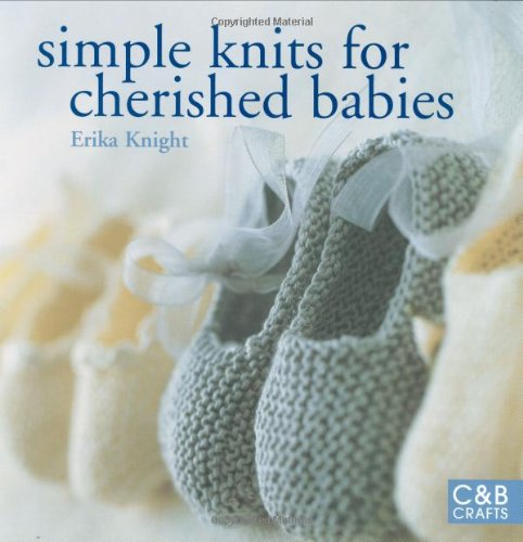 Simple Knits For Cherished Babies front-18093