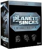 La Plan�te des Singes - Int�grale 7 Blu-ray (dont La Plan�te des singes : Les Origines)