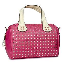 Alonzo Women's Handbags (Pink)