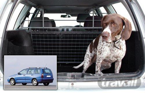 TRAVALL TDG0335 - Hundegitter Trenngitter Gepäckgitter