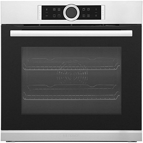 Bosch Serie 8 HBG632BS1B Built In Electric Single Oven - Stainless Steel. It Will Perfeclty Look Great Built Into Your Kitchen