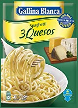 Gallina Blanca Spaghetti 3 Quesos - 175 g