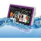 "Atlas Waterproof Case for Kindle Fire HDX 7"" by Incipio, Purple"