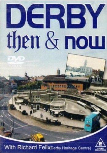 Derby Then & Now [Edizione: Regno Unito]