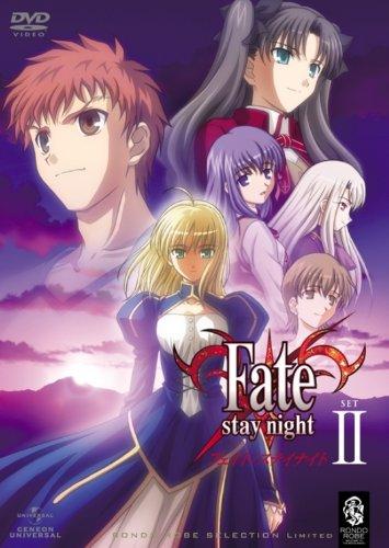 Fate/stay night SET2 〈期間限定生産〉 [DVD]