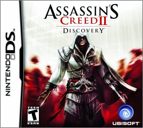 Assassins Creed 2 Discovery - Nintendo Ds front-265797