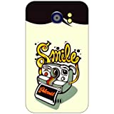 Micromax A 110 Smiles Phone Cover