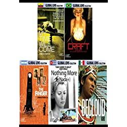 Global Lens - The Best of World Cinema - Volume 4: Latin America - 5 DVD Collector's Edition