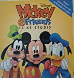 Disneys Mickey & Friends Print Studio