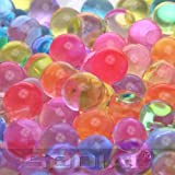 SODIAL(R) 5 Bag Colorful Magic Crystal Water Jelly Mud Soil Beads Balls-mixed Color