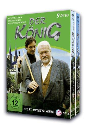 Der König - Die komplette Serie [9 DVDs]