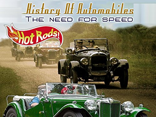 History of Automobiles: Hot Rods on Amazon Prime Video UK