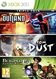 Triple-pack:-Outland-From-dust-Beyond-good-evil