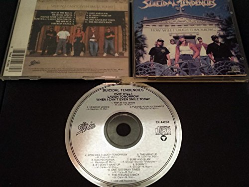 How Will I Laugh Tomorrow When I Can't Even Smile Today By Suicidal Tendencies (1988-09-05)