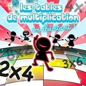 Les Tables De Multiplication En Chantant